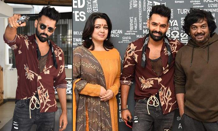 Puri Jagannadh And Ram Movie Title Is Double Ismart-పూరి డబుల్ ఇస్మార్ట్'…. ఇది మరీ ఓవర్-Movie-Telugu Tollywood Photo Image-TeluguStop.com