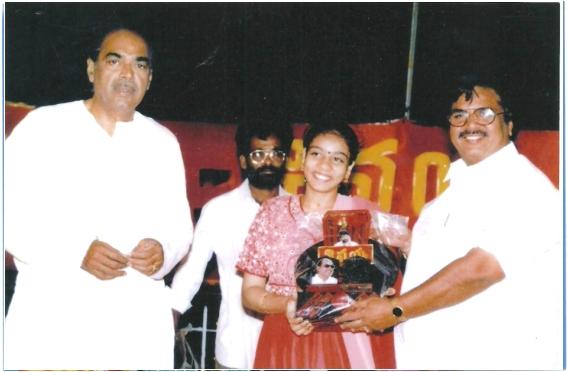 M M Srilekha Telugu Singer Profile & Biography