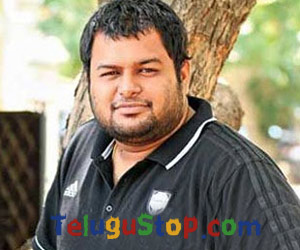 S.S.Thaman -Telugu Tollywood Movie Singer Profile & Biography