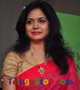 Sunitha Upadrashta -Telugu Tollywood Movie Singer Profile & Biography