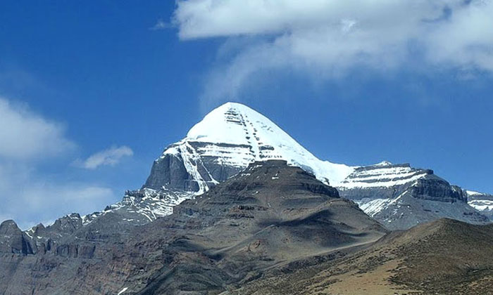 Unbelievable Facts About Thesacred Mount Kailasa-TeluguStop.com