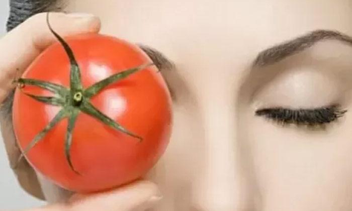 Telugu Dark Circles, Home Remedies For Dark Circles, Mint Leaves, Potato Juice, Raw Potato, Rose Water-Telugu Health - తెలుగు హెల్త్ టిప్స్ ,చిట్కాలు