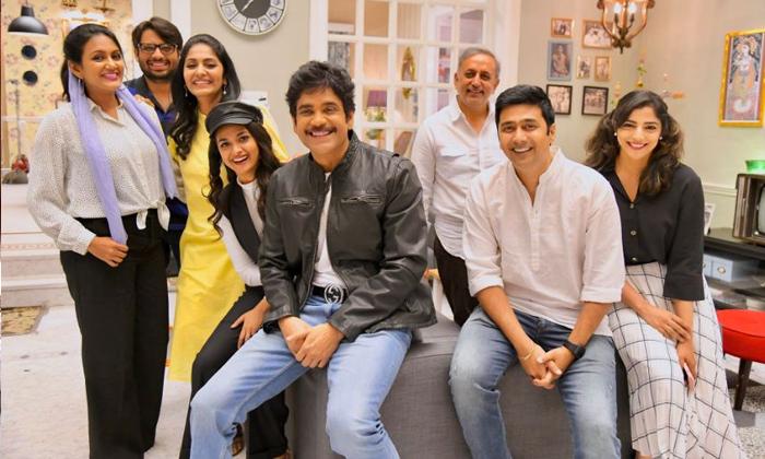 manmadhudu 2 censor report - Telugu Tollywood Movie Cinema Film Latest News Manmadhudu 2 Censor Report -