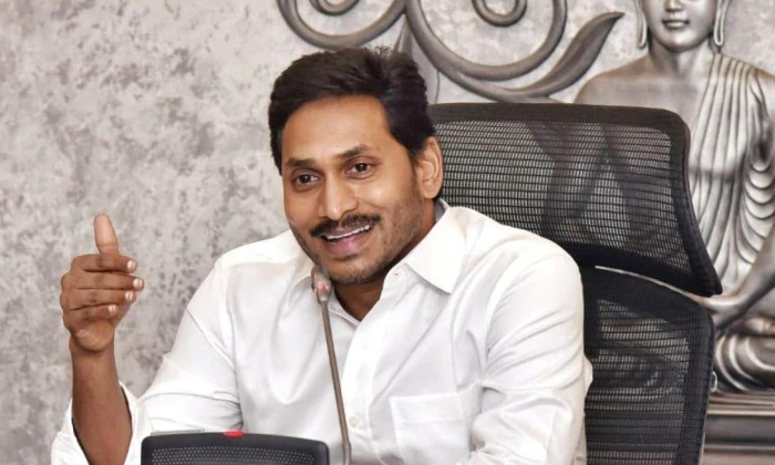 Telugu All Ycp Leaders Prepare For Elections, Ap Cm Jagan Mohan Reddy Ready For Local Body Elections, Jagan, Jagan Give The Green Signals For Village And Muncipal Elections-Telugu Political News