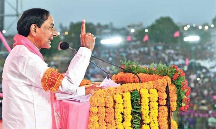 Telugu Huzurnagar Bye Polls Elections, Kcr, Kcr Confusion In Muncipal Elections, Kcr Thinking About Muncipal Elections, Telangana Rtc Strike-Telugu Political News