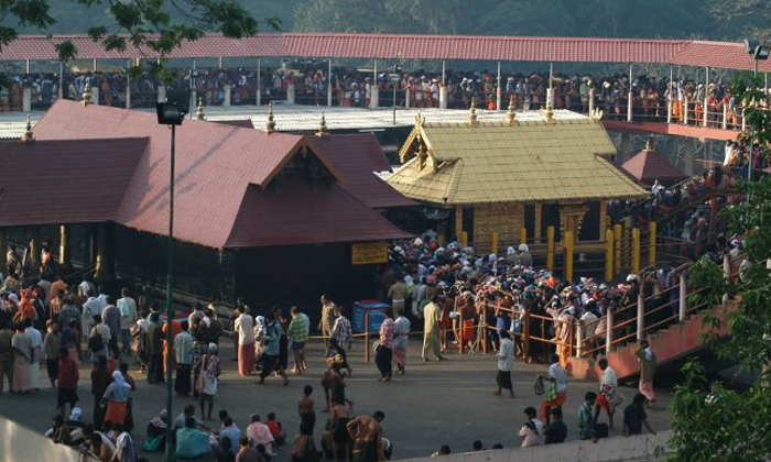 Telugu November And December Month, Shabarimala Ayyappa Swamy, Shabhari Ayyapa Swamy Temple, Significance Of 18 Steps In Kerala Shabarimala Ayyappa Swamy Sannidhanam, Telugu And South States-General-Telugu