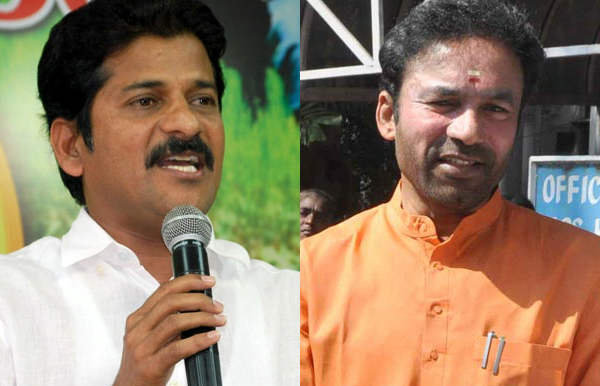 Telugu Bjp Politics, Central Minister Post, Congress Leader, Kishan Reddy, Mp Revanth Reddy, Telangana Bjp President, రేవంత్-Political