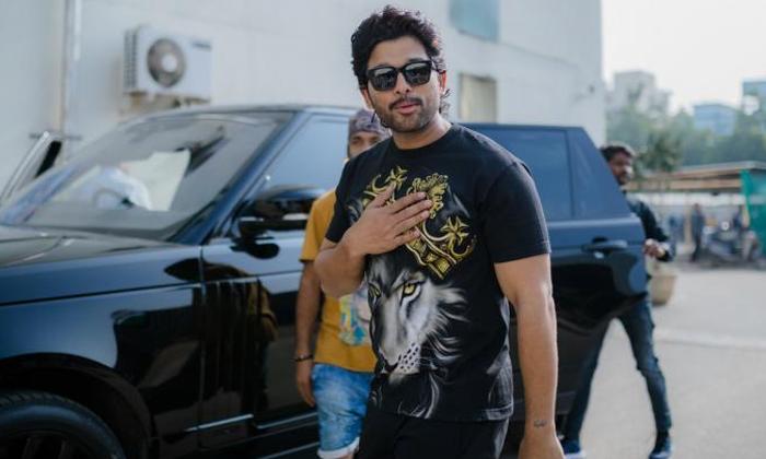 Allu Arjun And Sukumar Movie Latest Update-TeluguStop.com