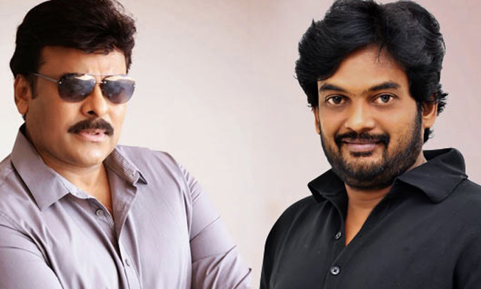 Chiranjeevi Puri Jagannath Movie-TeluguStop.com