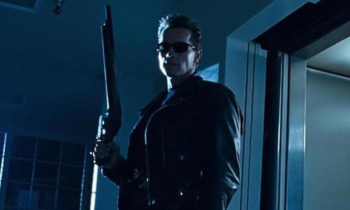 Arnold Schwarzenegger Hollywood Actor Hero Terminator 2 Judgement Day-TeluguStop.com
