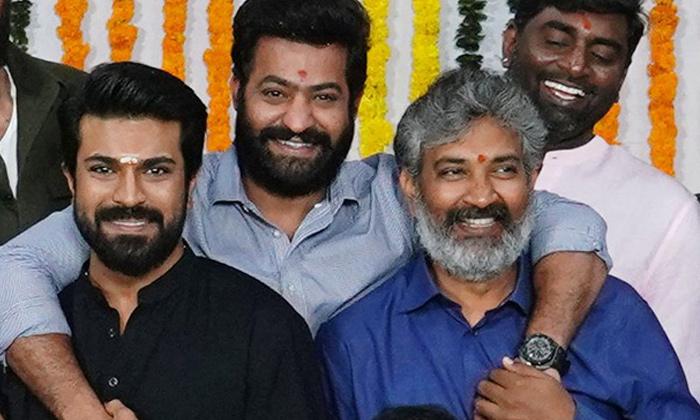 Rrr Movie Shooting Danayya-TeluguStop.com
