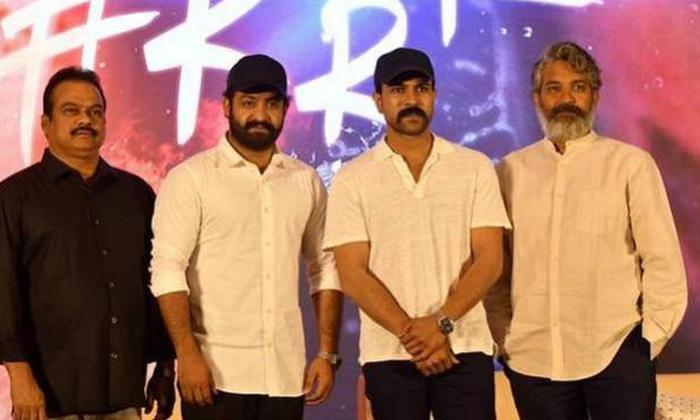Telugu Danayya, Ntr, Rajamouli, Ram Charan, Rrr, Rrr Shooting-
