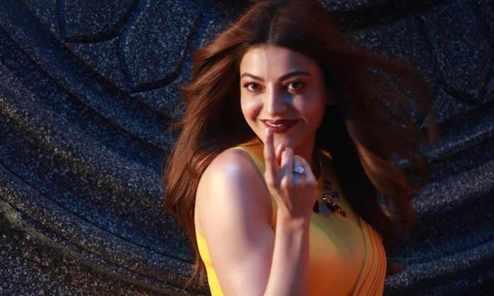 Tollywood Heroine Kajal Aggarwal Movie Offer Lose News Viral-TeluguStop.com