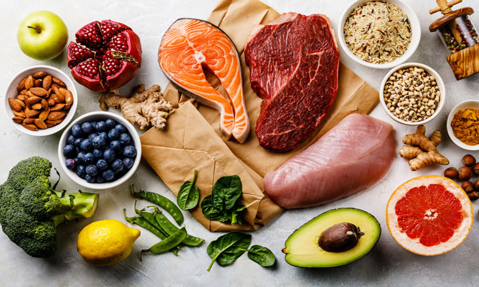 Foods Rich In Iron Diet Anemia-TeluguStop.com