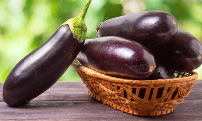 Brinjal Is Good For Weight Loss-TeluguStop.com