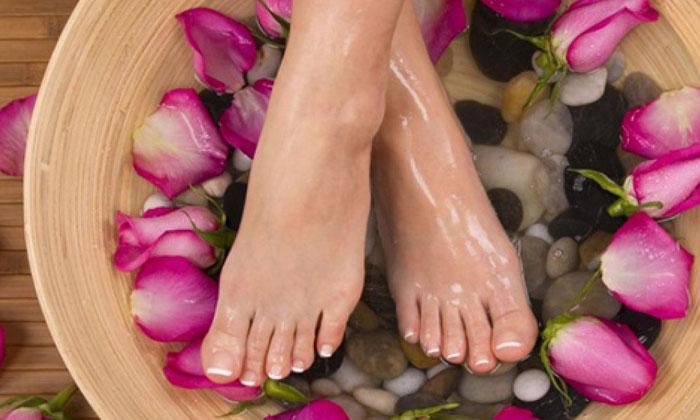 Foot Care Tips Rainy Season-TeluguStop.com