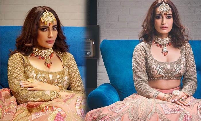 Glamorous Actress Surbhi Jyoti Viral Images-telugu Actress Hot Photos Glamorous Actress Surbhi Jyoti Viral Images - Telu High Resolution Photo