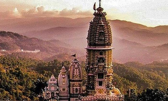 Lord Shiva Cigarettes Himachal Pradesh Temple-TeluguStop.com