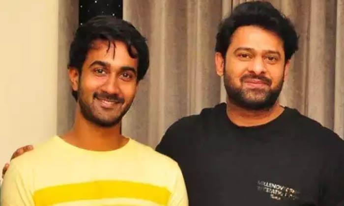 Hero Santosh Sobhan To Act In Uv Creations Movies-TeluguStop.com
