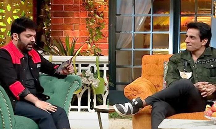 Tears Fell Through Sonu's Eyes-General-English-Telugu Tollywood Photo Image-TeluguStop.com