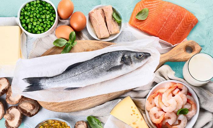 Foods Rich In Vitamin D-TeluguStop.com