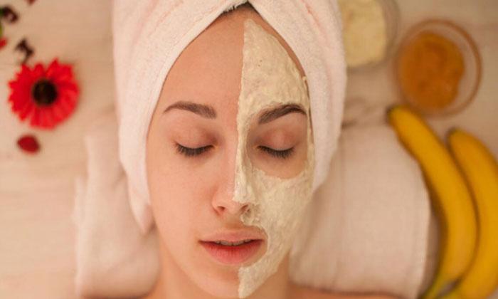 Telugu Banana, Beauty, Beauty Tips, Beauty Tips With Banana, Glowing Face, Latest News, Skin Care-