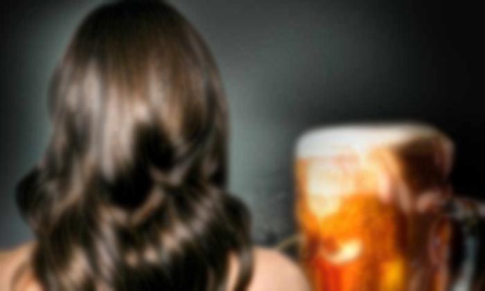 Beer Healthy Hair Beauty Tips-TeluguStop.com