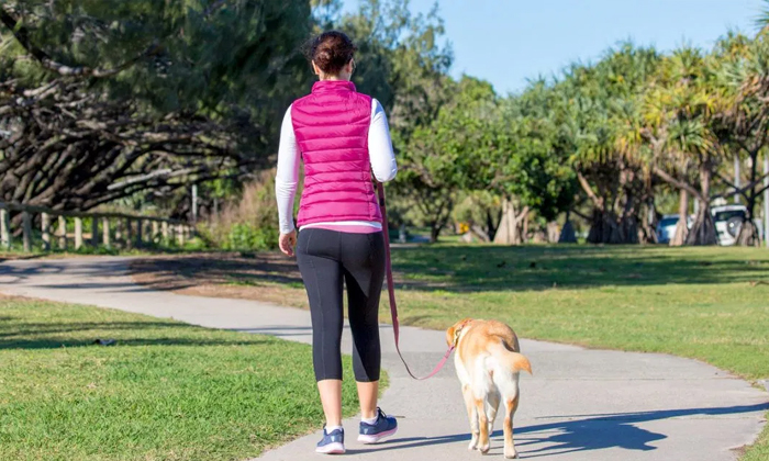 Health Benfits Walking 30 Minutes-TeluguStop.com
