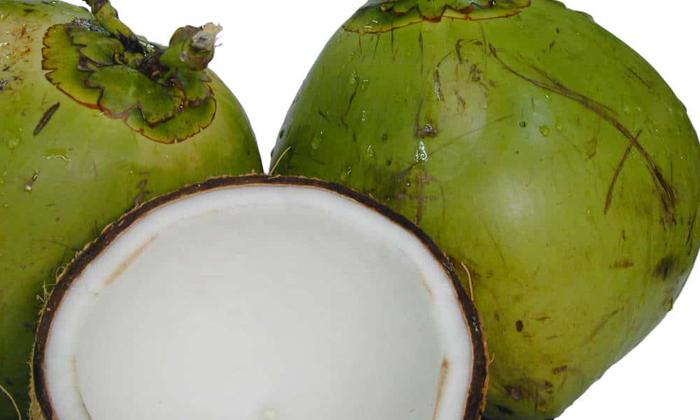 Health Benefits Of Natural Coconut Vitamins Weight Loss-TeluguStop.com