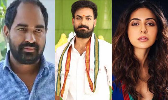 Telugu Jungle Book, Krish, Next Movie, Rakul Preet Singh, Uppena, Uppena Vaishnav Tej, Vaishnav Tej, Vaishnav Tej And Krish Movie Titled As Jungle Book-Movie