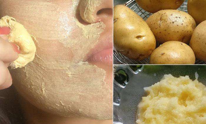 Telugu Beauty, Beauty Tips, Glowing Skin, Latest News, Potato Peel, Potato Peel For Glowing Skin, Skin Care-