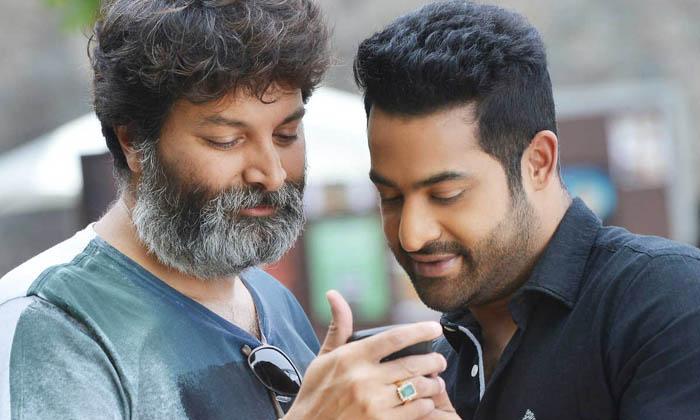 Trivikram Srinivas And Jr Ntr Combination Movie News Update-TeluguStop.com