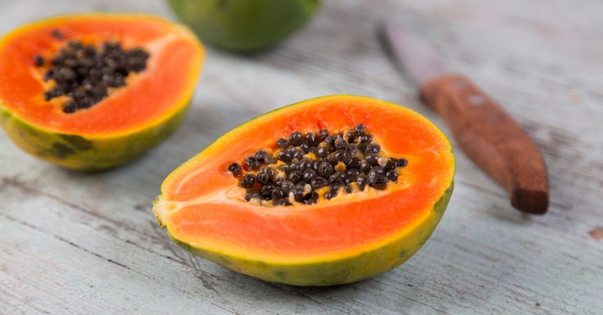 Papaya Health Benefits Vitamins-TeluguStop.com