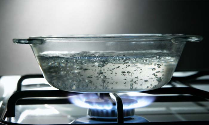 Corona Virus Will Destroyed In Boiling Water-TeluguStop.com