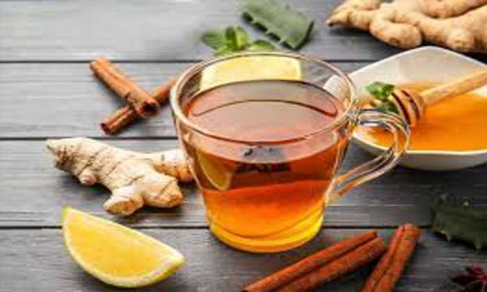 Health Benefits Herbal Tea Immunity Power-TeluguStop.com