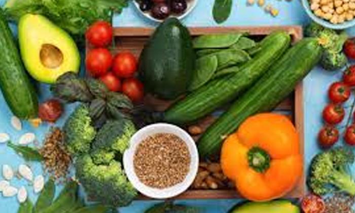 Corona Virus Immunity Power Vegetables Green Leafs Vaccine-TeluguStop.com