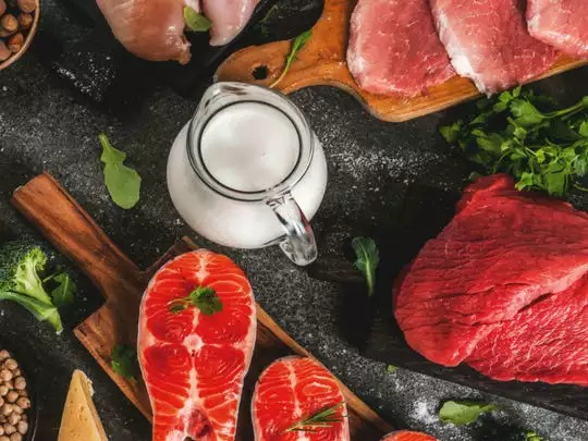 Not Good To Drink Milk After Eating Non Veg Meals-TeluguStop.com