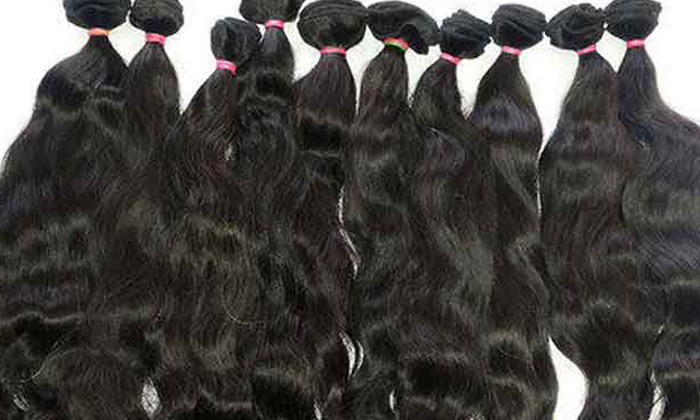 Indian Exporters Rs 82 Lakh Given For Hair Export-TeluguStop.com