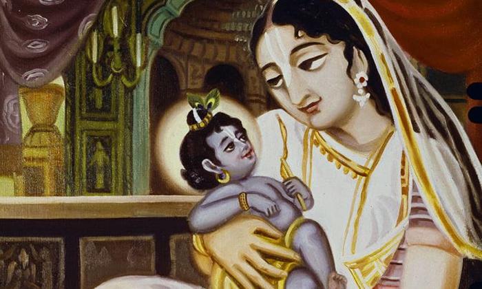 Telugu Devaki, God Sri Krishna, Puthana, Rohini, Sumuki Devi, Yashoda-Telugu Bhakthi