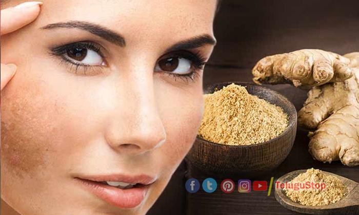 Ginger Glowing Face Skin Care-అల్లంతో అందానికి మెరుగులు.. ఎలాగంటే-Telugu Health - తెలుగు హెల్త్ టిప్స్ ,చిట్కాలు-Telugu Tollywood Photo Image-TeluguStop.com
