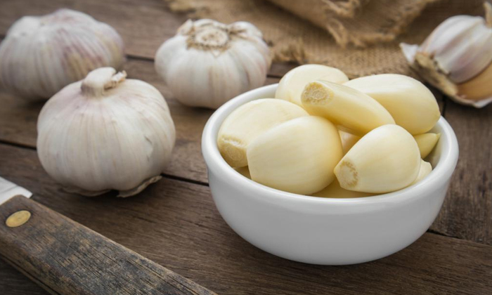 Does Garlic Helps To Lose Weight-TeluguStop.com