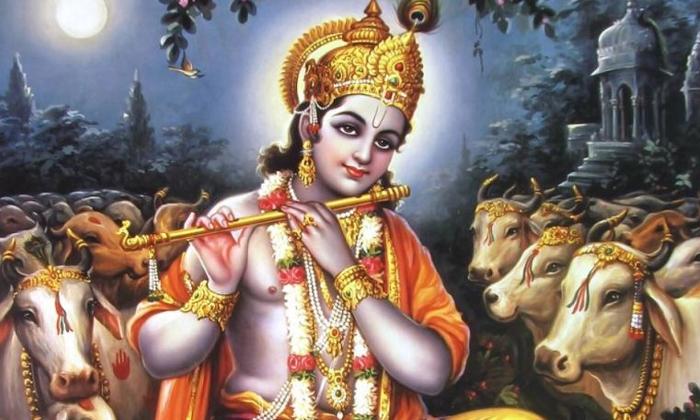 Do You Know How Many Mothers God Sri Krishna Has-TeluguStop.com