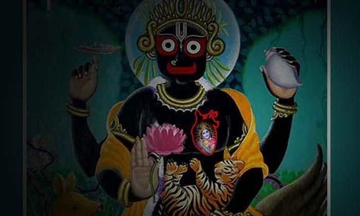 Is The Heart Of Lord Krishna In The Idol Of Puri Jagannath-శ్రీ కృష్ణుడి గుండె పూరి జగన్నాథ విగ్రహంలో ఉందా.. నిజమెంత-Latest News - Telugu-Telugu Tollywood Photo Image-TeluguStop.com