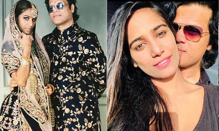 Newly Married Poonam Pandey Filed Case On Sam Bambey-TeluguStop.com