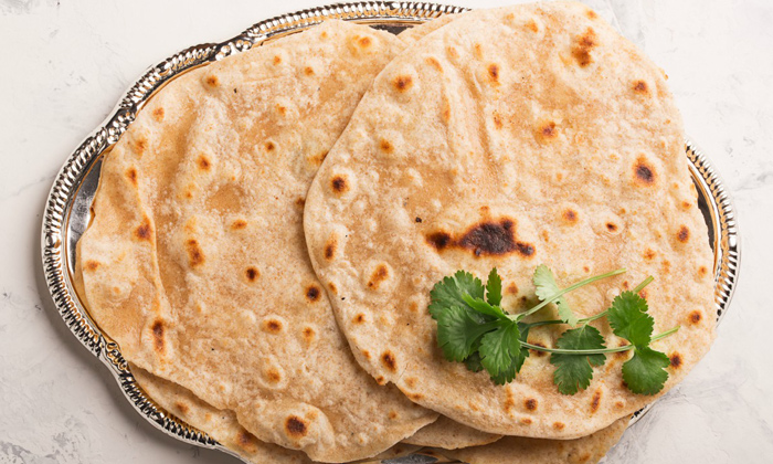 Health Benefits Of Eating Chapati Daily-TeluguStop.com