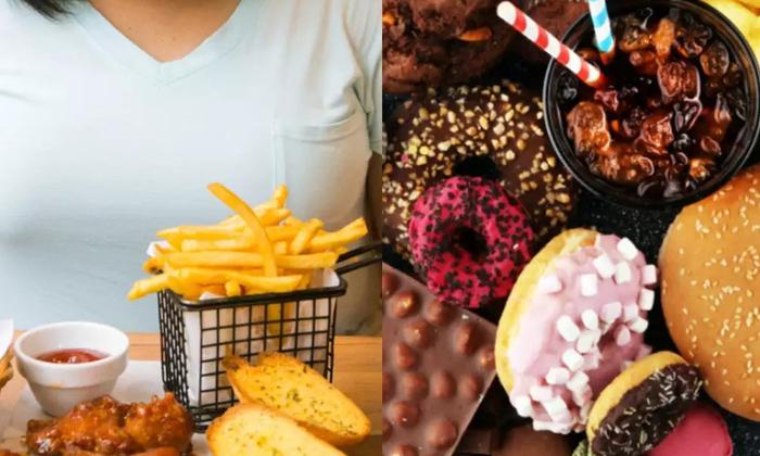 Junk Food Effects Women Health-TeluguStop.com