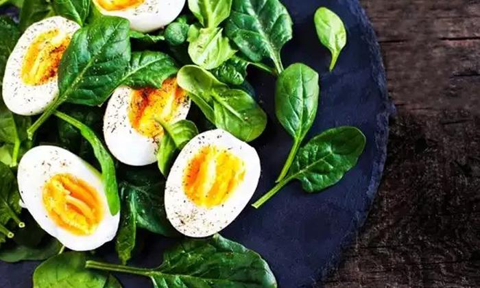 Do You Know How To Lose Weight By Eating Eggs-ఈ నూనెతో కలిపి ఎగ్స్ ని తింటే బరువు తగ్గిపోతారట.. తెలుసా-Telugu Health-Telugu Tollywood Photo Image-TeluguStop.com