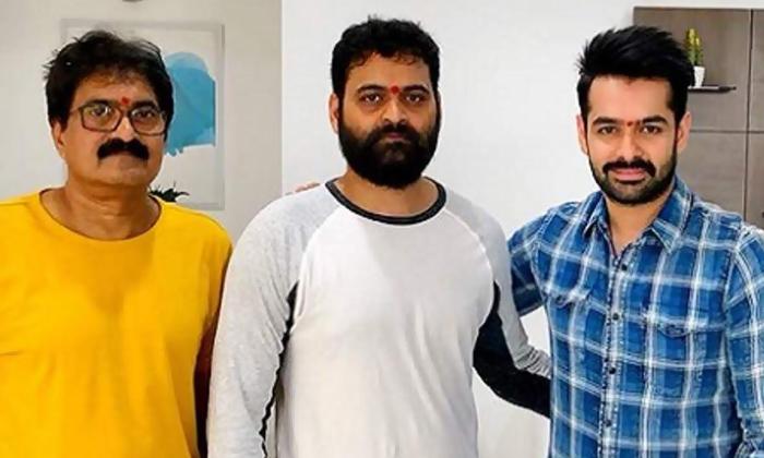 Ram Next Movie With Praveen Sattaru Back In Talks-TeluguStop.com