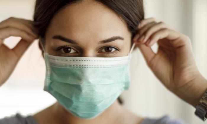 Wearing Mask Continuously Health Problems-మాస్క్ లు ఎక్కువగా వేసుకుంటే కష్టం… కారణం ఏంటంటే-Breaking/Featured News Slide-Telugu Tollywood Photo Image-TeluguStop.com