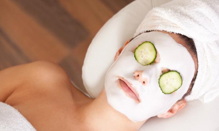 Cornflour Face Packs Skin Care-TeluguStop.com